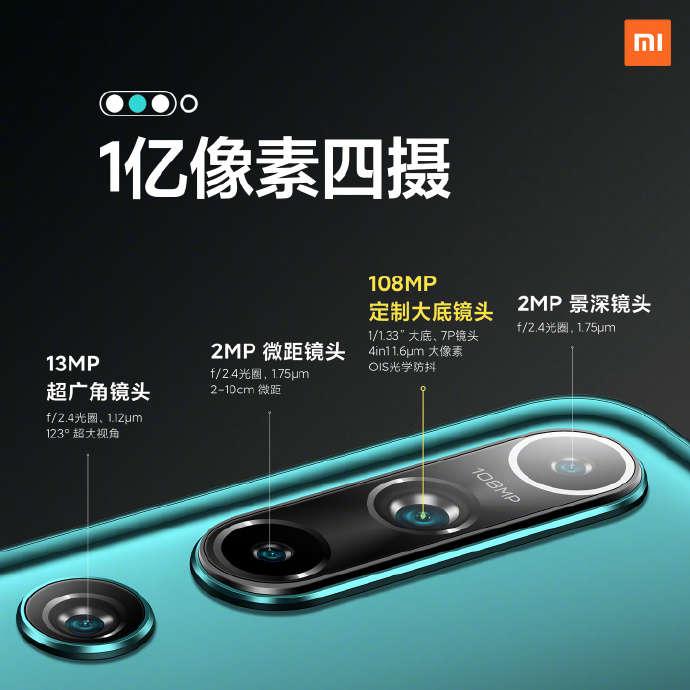 Xiaomi Mi 10 və Mi 10 Pro artıq rəsmi: burada qiymətlər və xüsusiyyətlər 1