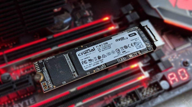 SSD P1 penting, perangkat kinerja yang baik dan harga yang menarik