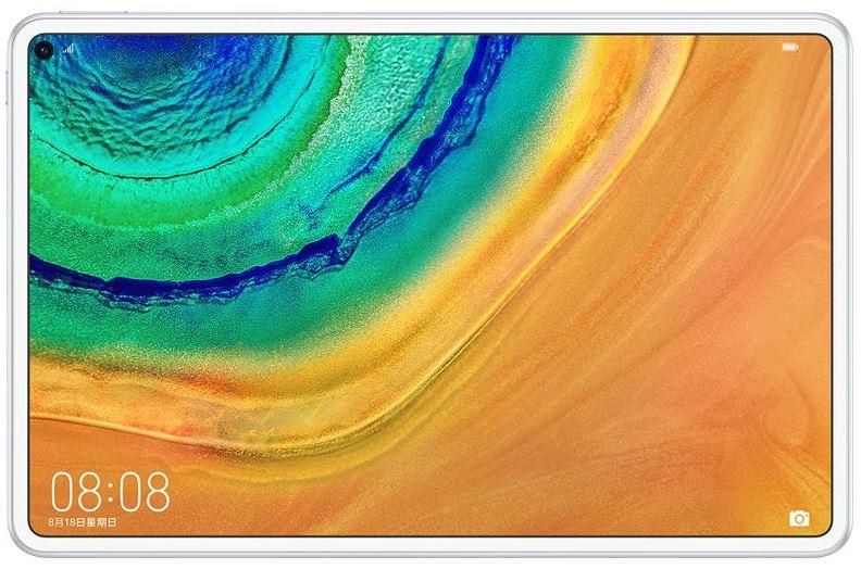 Vi inledde serien Huawei MatePad Pro, som innehåller den första tabletten skärmen 5G och punsch i världen 1