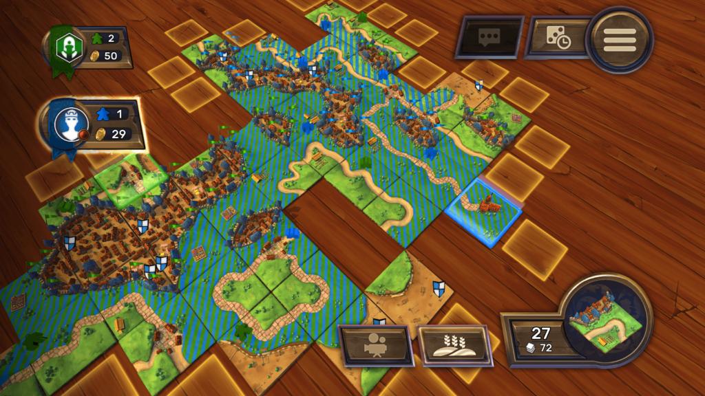 Ulasan PC Carcassonne - GameSpace.com 8