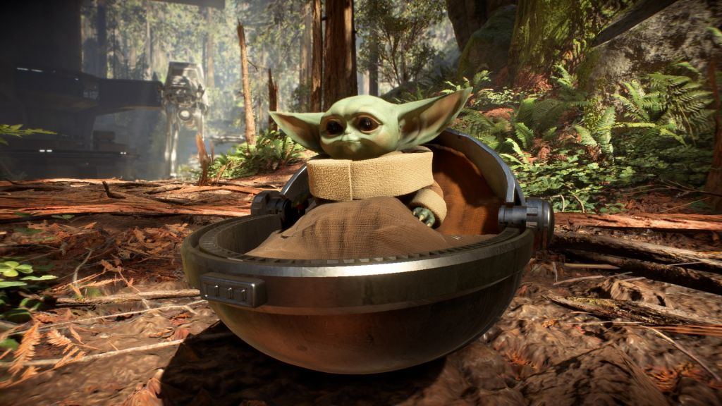 Baby Yoda masuk ke Star Wars Battlefront 2 dengan mod ini 1