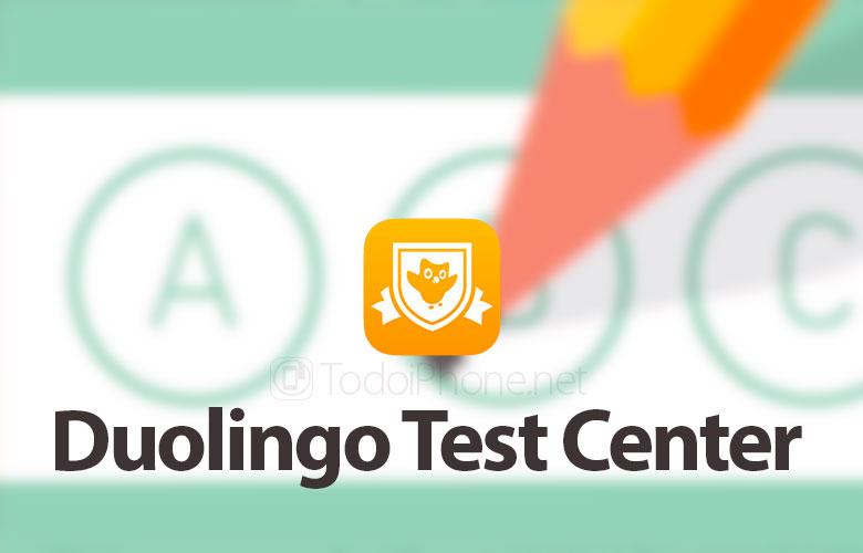 İPhone və iPad üçün Duolingo Test Mərkəzi İngilis dilinizi təsdiqləməyinizə kömək edir 2
