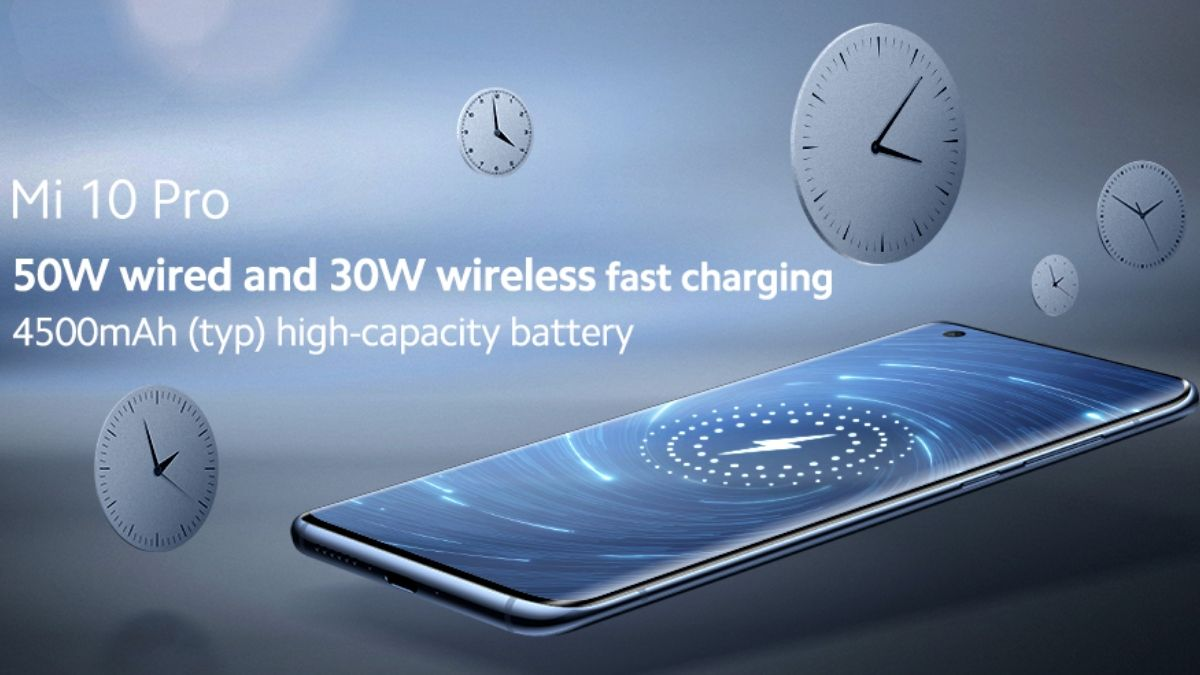 Xiaomi ən sürətli 40 vatlıq simsiz şarj cihazını təqdim edir 1