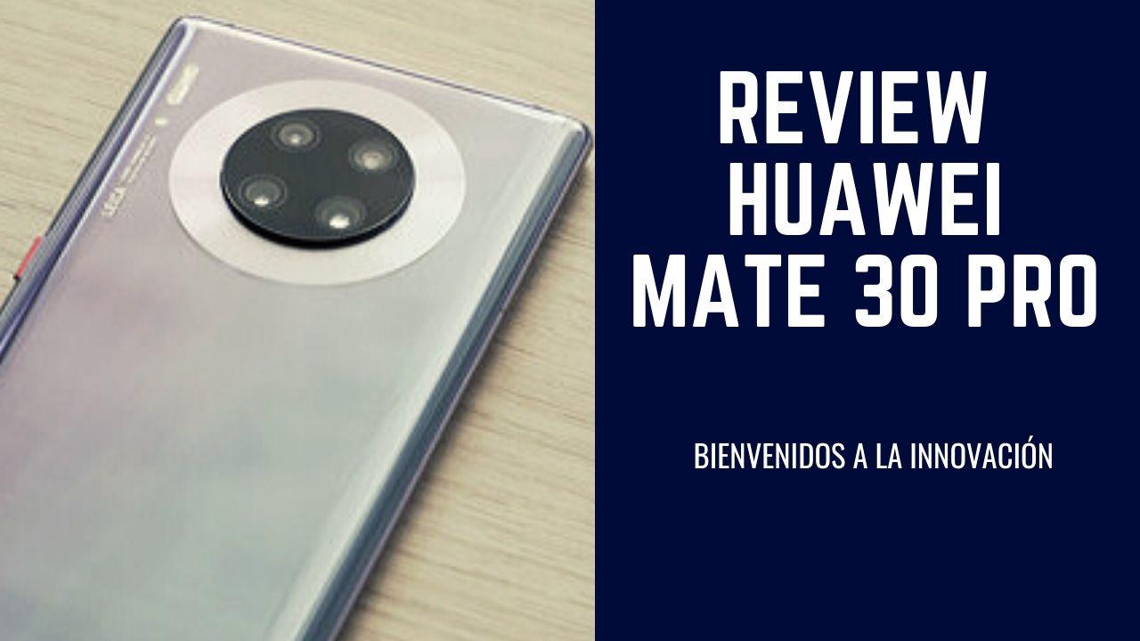 Review HUAWEI Mate 30 Pro