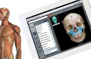 Ứng dụng Android để tìm hiểu giải phẫu người