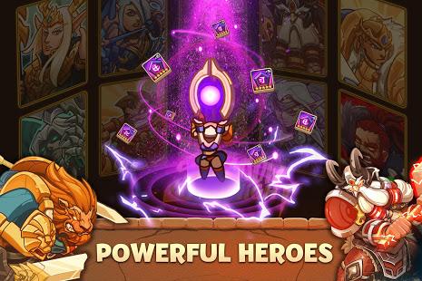 Empire Warriors Tower Defense TD Trò chơi chiến lược V 2.1.7 MOD MOD 4