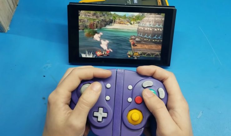 Nintendo Switch  GameCube Joy-Cons