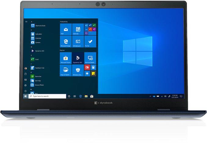 Dynabook Trình bày 'Hyper-Light hồi 13.3-Inch Portégé X30L-G Laptop với 6-Core CPU