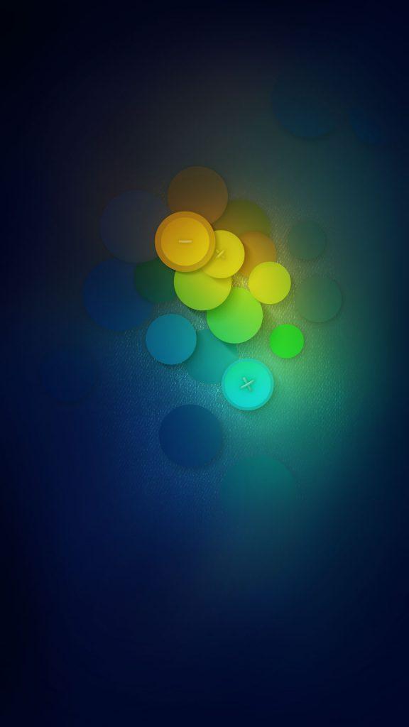 Tải xuống YunOS 3.0 Hình nền chứng khoán HD 8