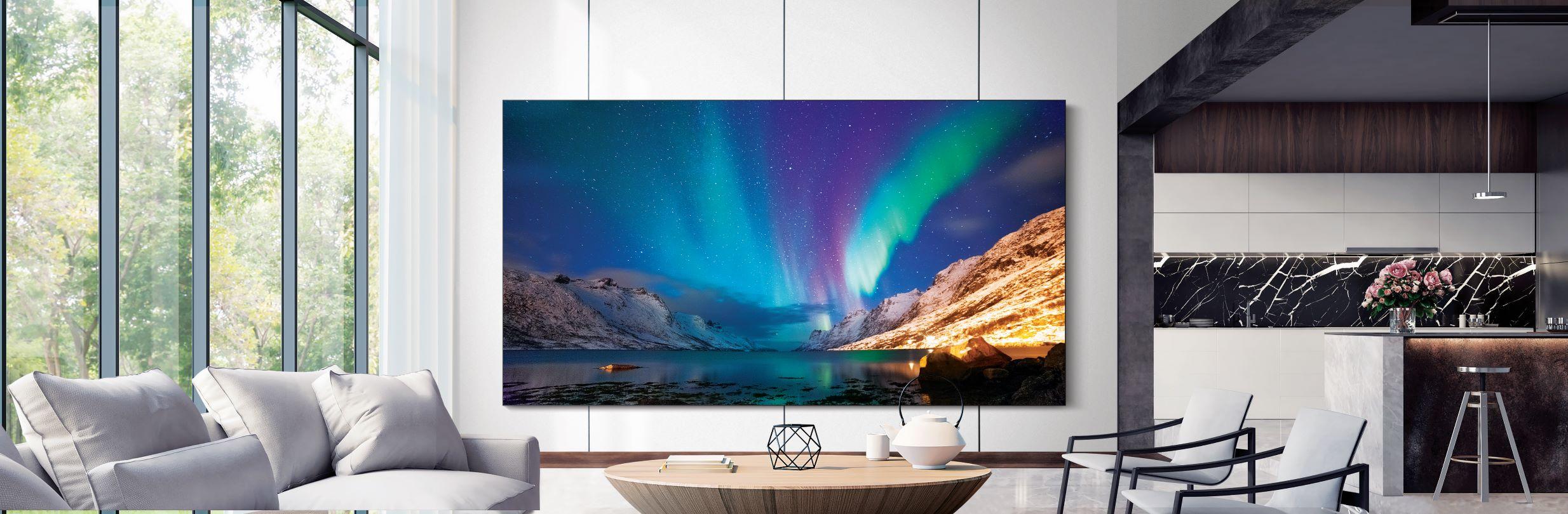 Samsung ra mắt các dòng TV mới MicroLED, QLED 8K và Lifestyle trước CES 2020 2