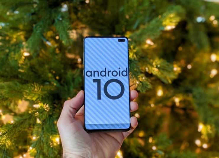 Cài đặt Android 10 để bảo mật tốt hơn