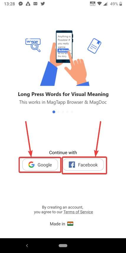 cải thiện vốn từ vựng tiếng Anh MagTapp Android