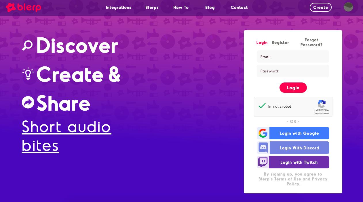 Đánh giá Blerp Một công cụ tìm kiếm cho Soundboards 2020 3
