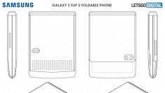 Bằng sáng chế này của Samsung cho thấy một phiên bản có thể của Galaxy Z lật 2,