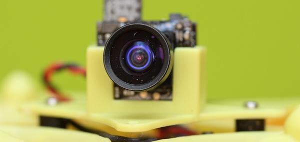 Đánh giá của Everyine Turbine QX70 - Camera