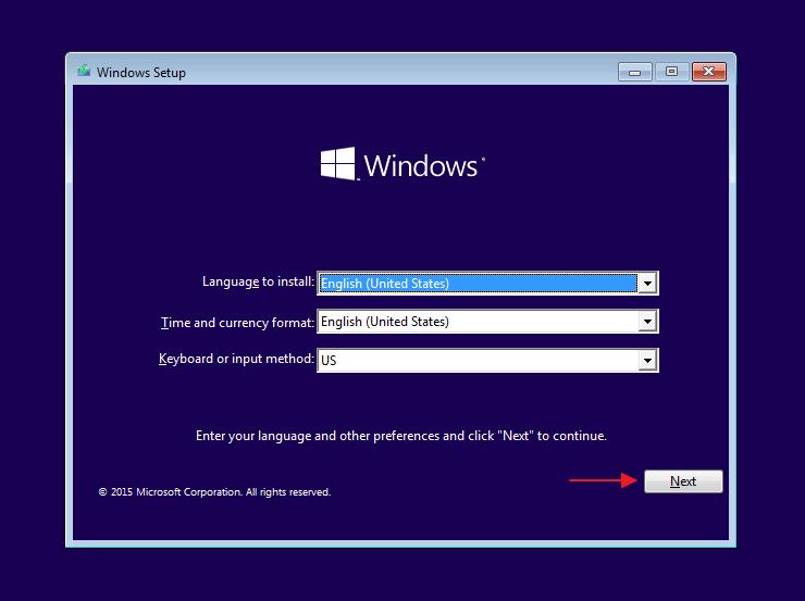 làm thế nào để vượt qua windows phục hồi lỗi mà không có cd windows 10