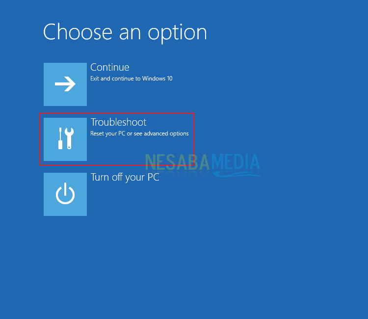 làm thế nào để vượt qua windows Khôi phục lỗi trên PC