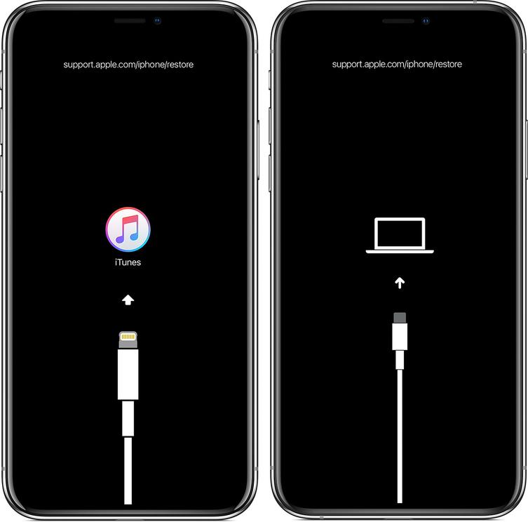 phục hồi phục hồi chế độ iphone Cách thực hiện xác lập cứng trên iPhone, iPad, iPod touch hoặc Apple Watch