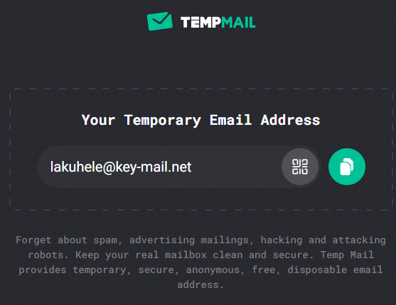 Làm thế nào để gửi một email ẩn danh thực sự 6