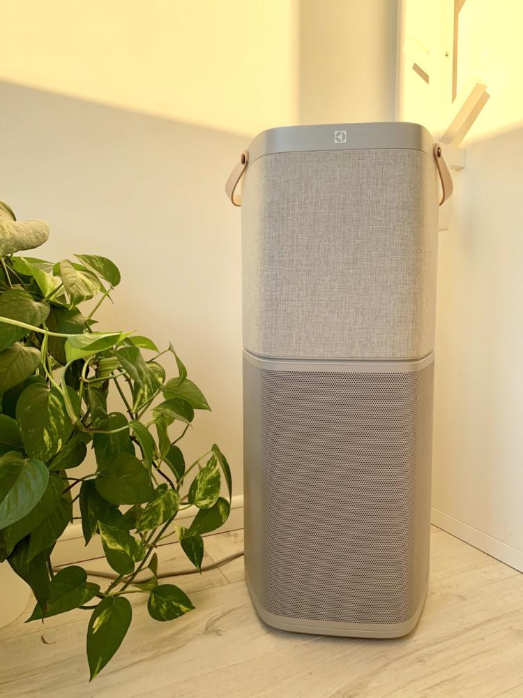 Nó trông tuyệt vời. Hoạt động thậm chí còn tốt hơn. Máy lọc không khí Electrolux Pure A9 - một đánh giá 8