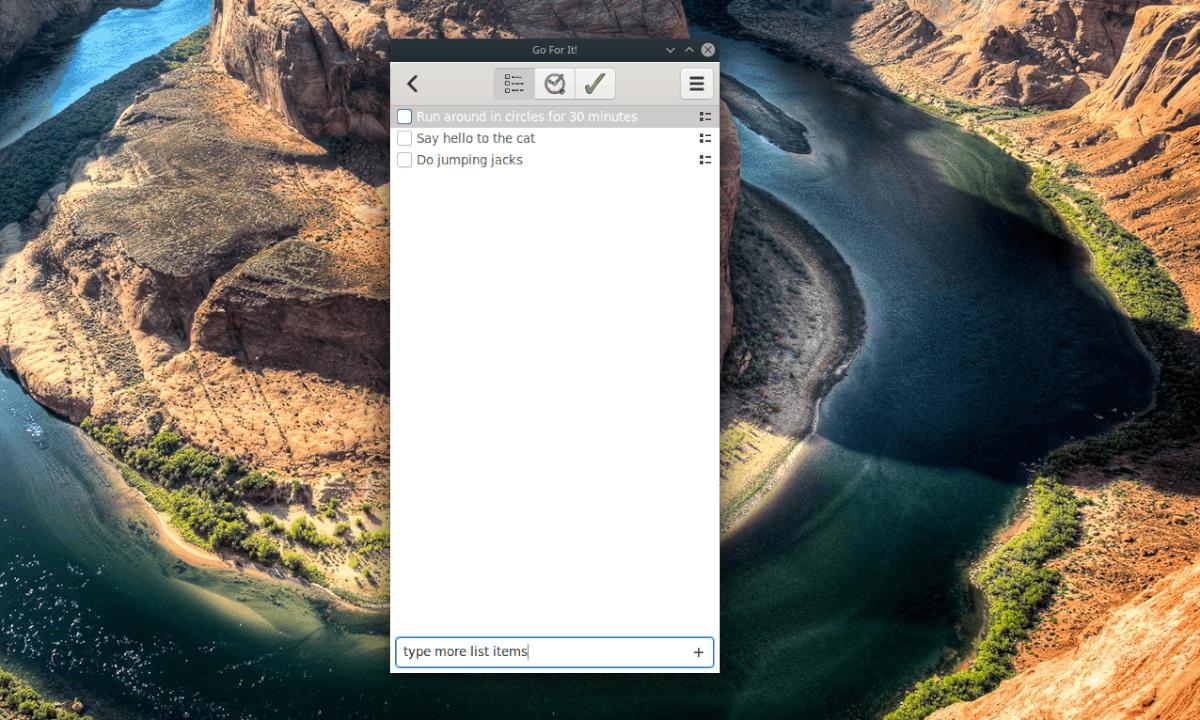 Cách thiết lập các tác vụ trong danh sách Việc cần làm trên Linux 4