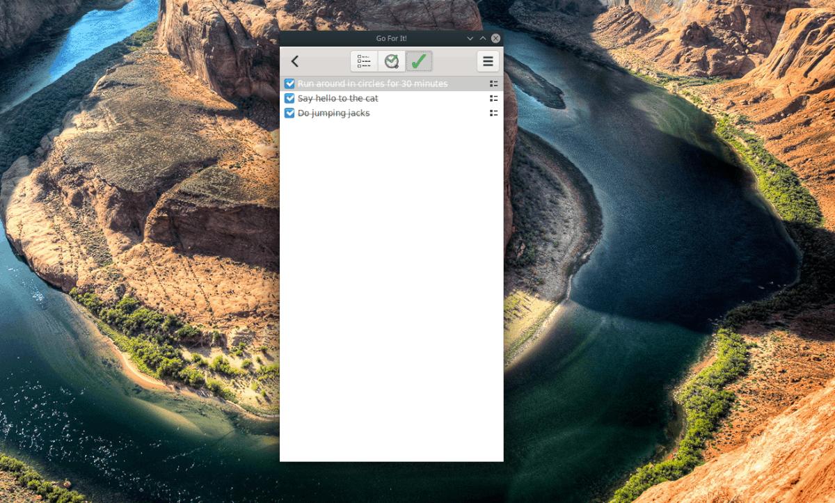 Cách thiết lập các tác vụ trong danh sách Việc cần làm trên Linux 5