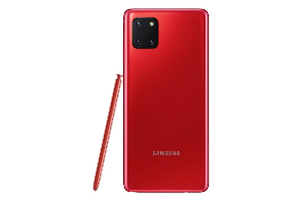 Galaxy Note  10 Lite có vai trò đưa S Pen đến với công chúng
