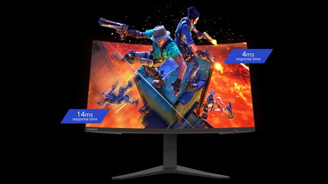 Lenovo giới thiệu màn hình chơi game mới tại CES 2020 3