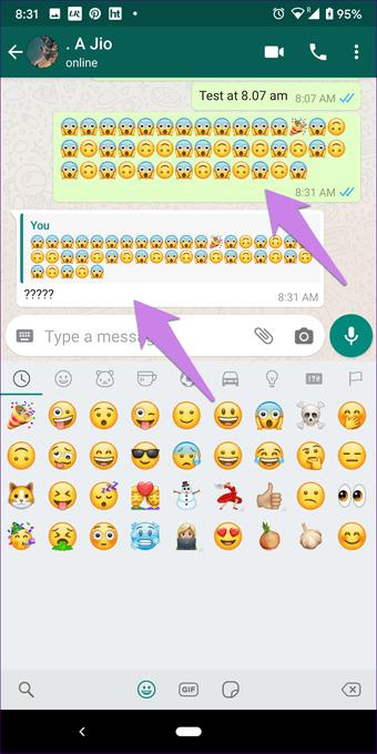 Tại sao tôi không thể xóa cho mọi người Whatsapp 3