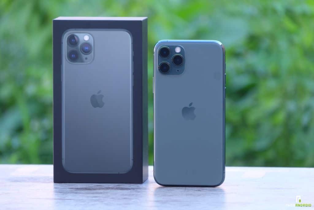 kiểm tra tự chủ iphone 11 pro