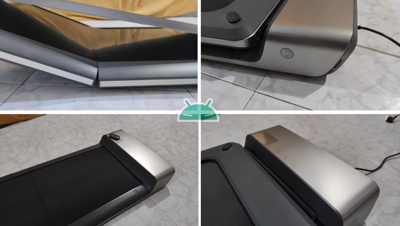 Đánh giá Xiaomi WalkingPad A1: máy chạy bộ tiết kiệm không gian 3