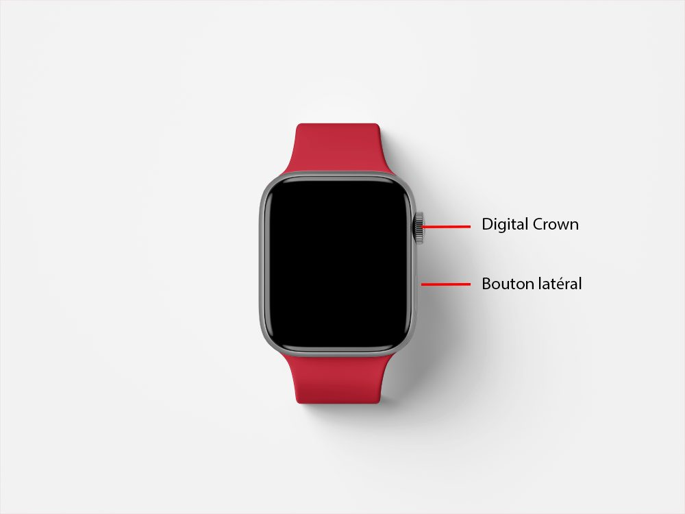 Các nút đồng hồ quả táo Cách thực hiện xác lập cứng trên iPhone, iPad, iPod touch hoặc Apple Watch
