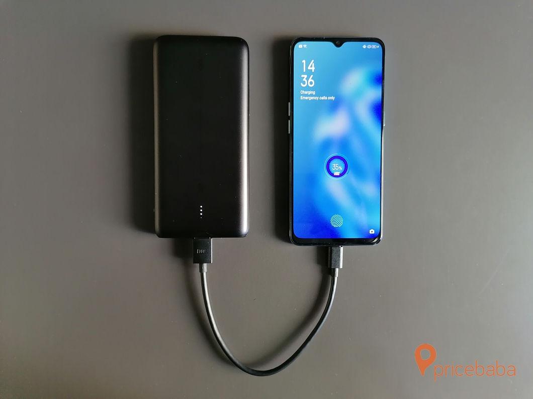 OPPO VOOC Flash Charge Powerbank tổng quan: kiểu dáng đẹp và tốc độ 4