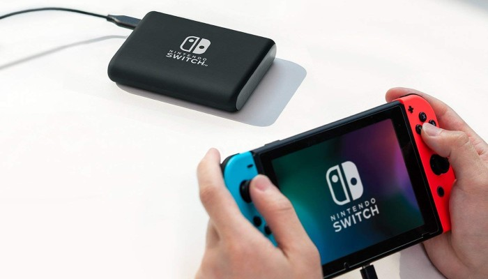 Switch  Pin Ankercharger