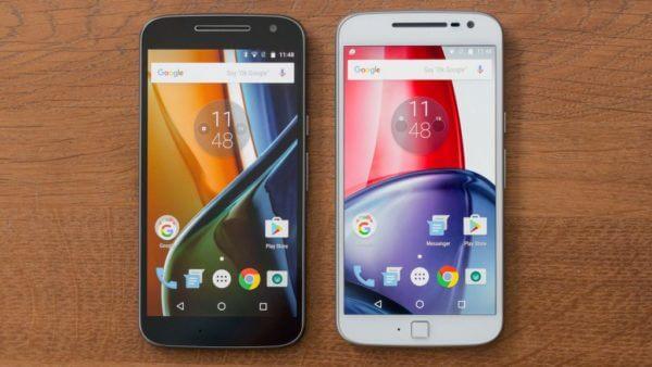 Moto G4 và Moto G4 Plus
