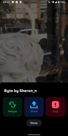 Người kế nhiệm của Vine là Byte hiện đã có mặt trên Play Store 2