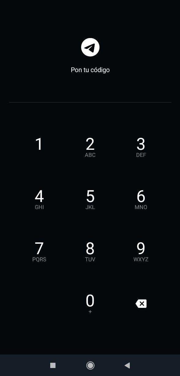 Khóa Telegram theo mật khẩu với các bước này 5