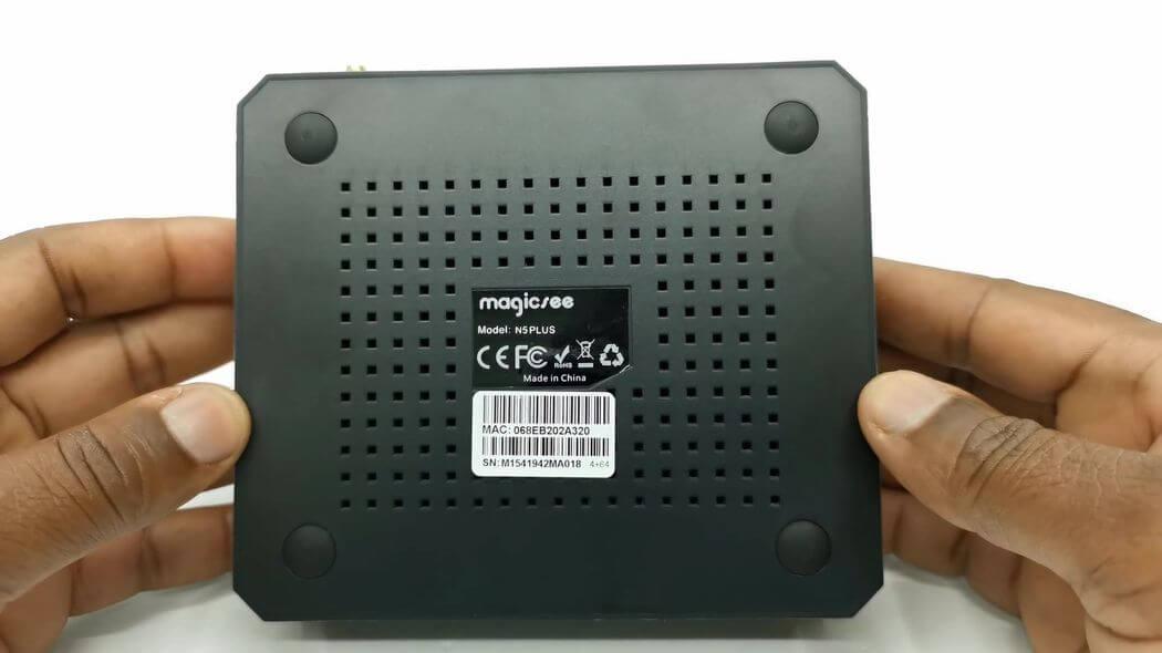 Đánh giá Magicsee N5 Plus: Hộp TV với Amlogic S905X3 và Android 9.0