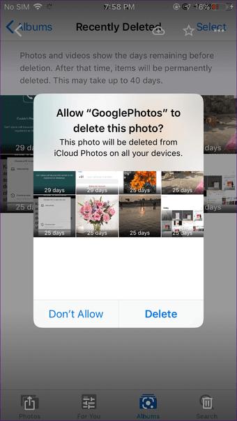 Điều gì xảy ra khi bạn xóa ảnh khỏi Google Photos 2