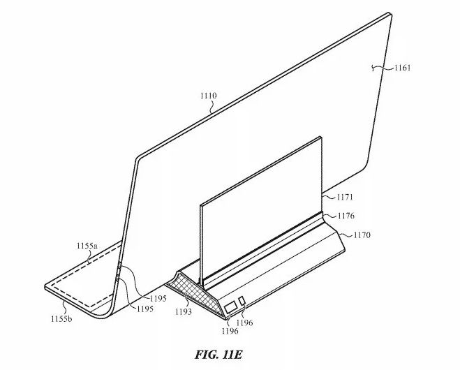 Apple Bằng sáng chế iMac được làm từ một mảnh thủy tinh 2