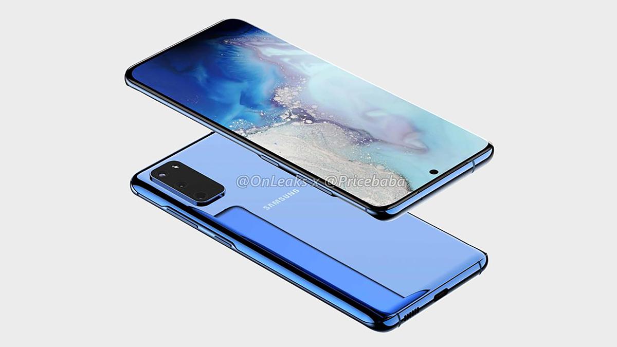 Samsung Galaxy S11e rò rỉ