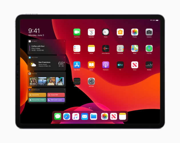 Thẻ báo cáo 2019: iPad và một năm sôi động 1