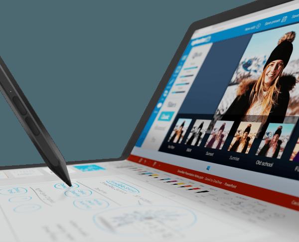 Những gì bạn nên biết về Lenovo Think Think X1 Fold Máy tính xách tay 4