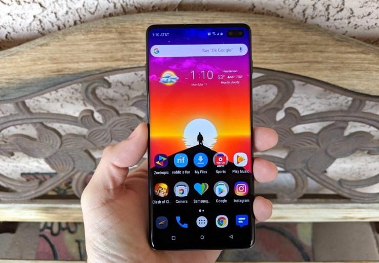 Samsung Galaxy Thông tin cập nhật Android 10 (2020) 4
