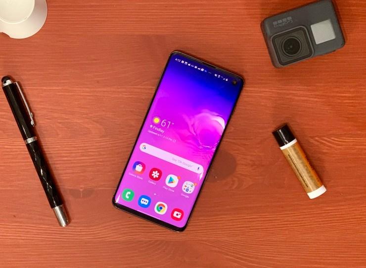 Samsung Galaxy Thông tin cập nhật Android 10 (2020) 6