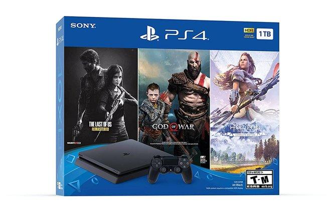 PlayStation tốt nhất 4 gói 2020: Ưu đãi lớn cho máy chơi game PS4 và trò chơi 5