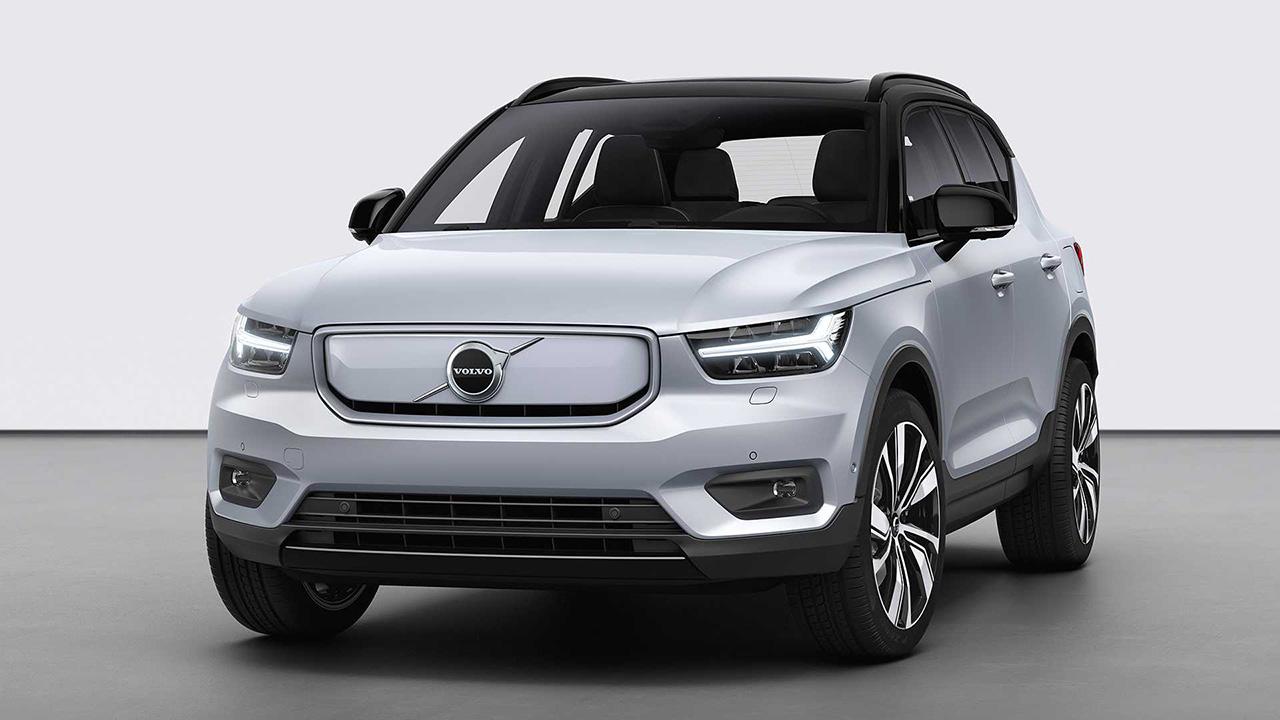 Volvo XC40 Nạp tiền, đơn đặt hàng trước cho xe khởi động 'thuần điện': ở Ý từ € 59,600 2
