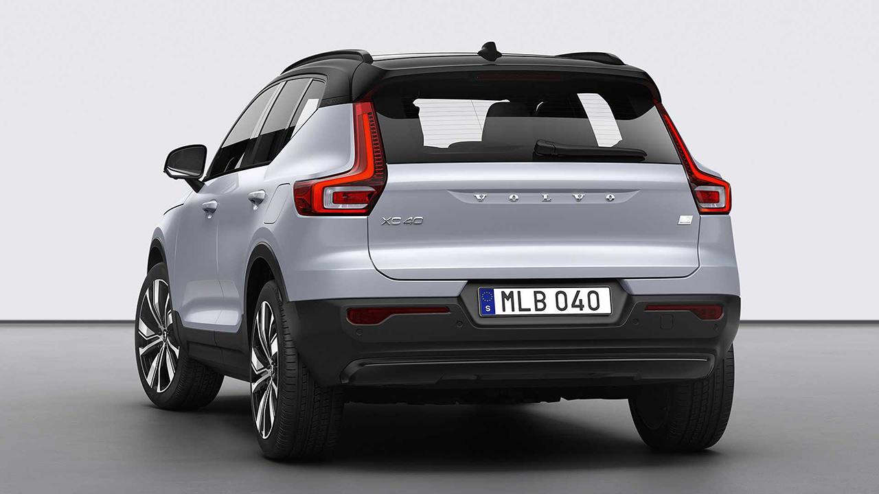 Volvo XC40 Nạp tiền, đơn đặt hàng trước cho xe khởi động 'thuần điện': ở Ý từ € 59,600 3
