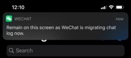 Cảnh báo để lại trong ứng dụng