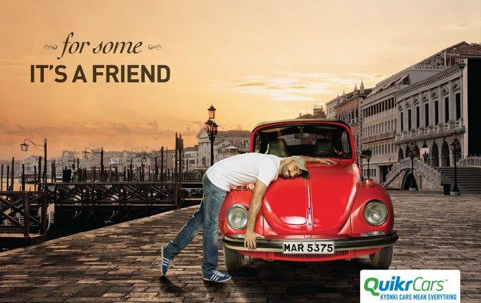 ứng dụng tìm xe quickr cho andorid để bán xe đã qua sử dụng